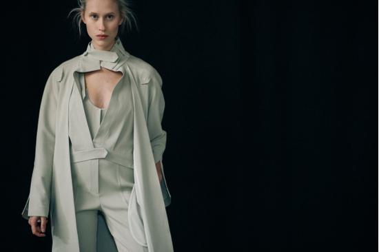 同时,HIVE也为中国时尚买手邀请到国内先锋设计师品牌: