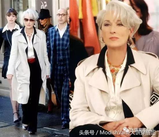 而除了风衣,春秋里毋庸置疑,还是小西装夹克才是最靠谱的干活~so~甭说神马商业场合居多的工作了,连时尚圈都不列外!
