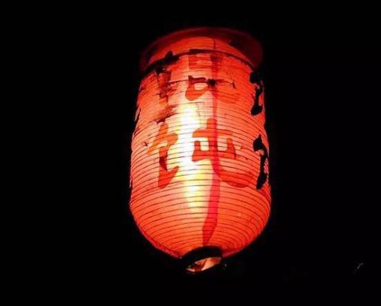 红灯笼馄饨店
