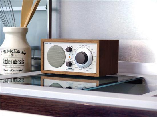 Tivoli Audio流金岁月 M1BT经典版蓝牙收音机