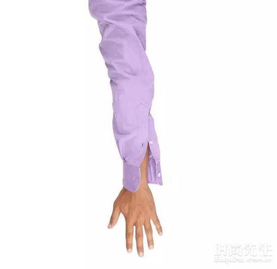 衬衫袖子卷好 达康书记变贝克汉姆