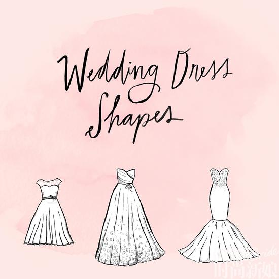 最全婚纱款式科普准新娘看完不再挑花眼
