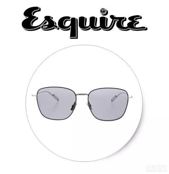 比着脸型买太阳镜才会酷上加酷