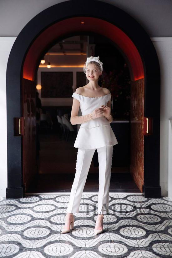 莱拉·罗斯(LelaRose)2018春夏婚纱