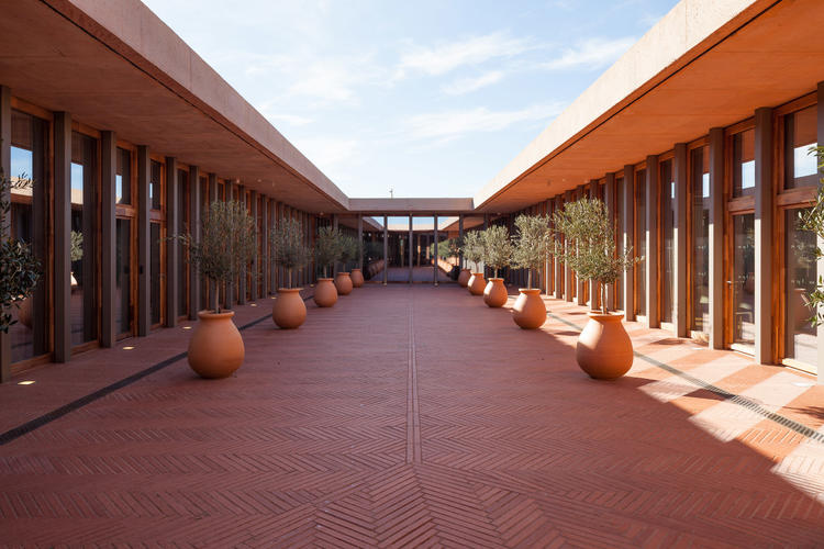 Rivesaltes 纪念博物馆