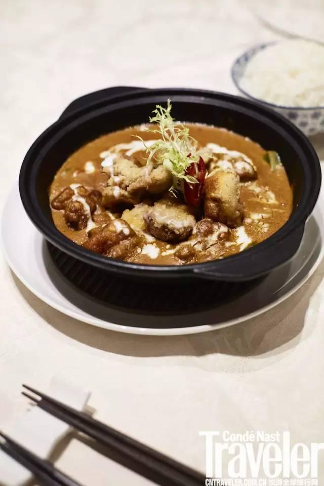 香港人视咖喱鸡饭为comfort food!