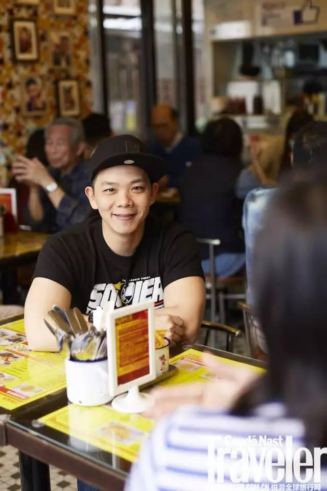 TVB艺人林子善投资有道,是四家龙凤冰室的合伙人。