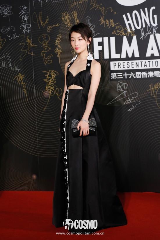 香港电影金像奖 礼服:MiuMiu