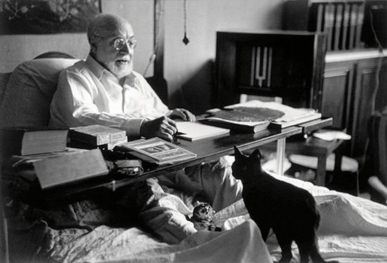 (亨利·马蒂斯,Henri Matisse,法国画家,野兽派创始人)