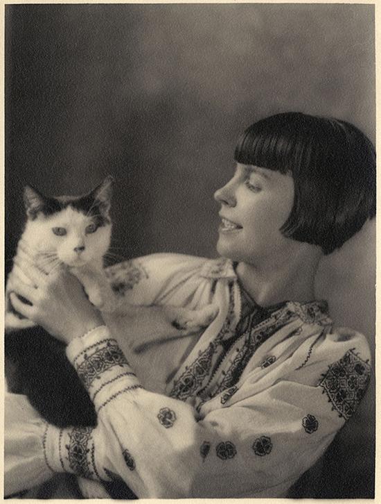 (Wanda Gág,1893–1946,美国画家)