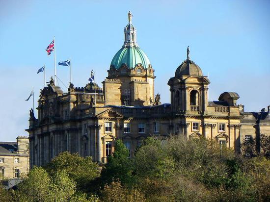 【度假】英国古老辉煌的首都:爱丁堡