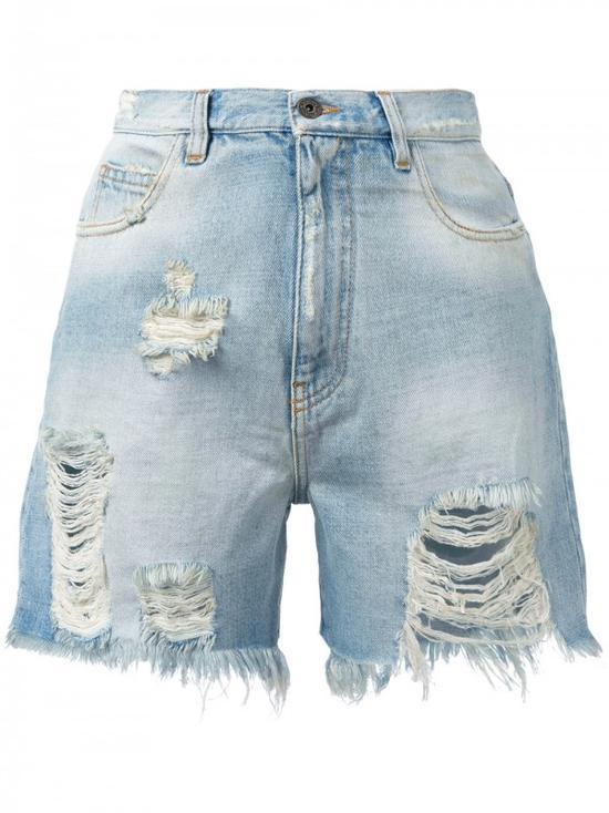 FAITH CONNEXIONDestroy短裤$443