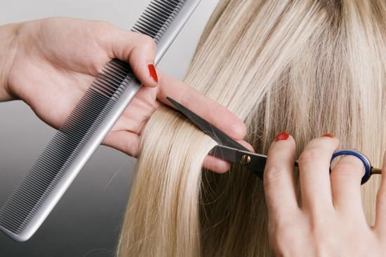 剪发帮助头发生长