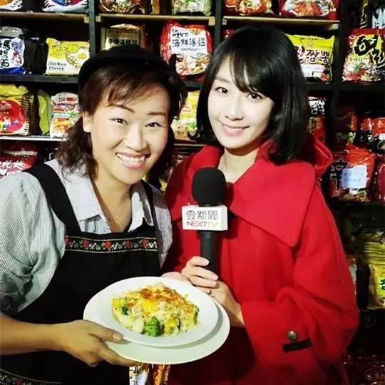"""台湾新闻对""""泡面达人馆""""很青睐"""