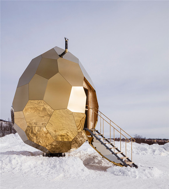 The swedes engaged in a golden sauna news - Que es una sauna ...
