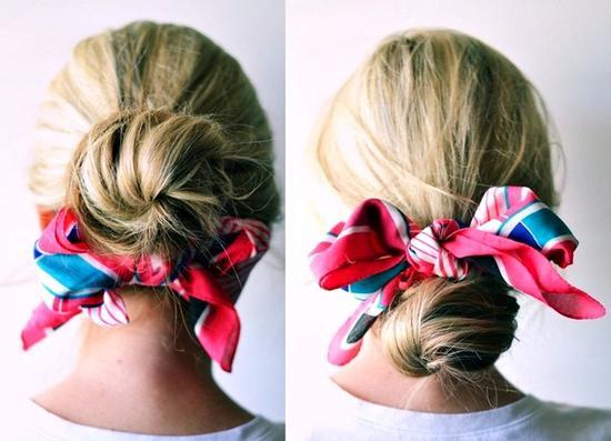 小长假出游比穿什么更重要的 是时髦且简单的发型图片