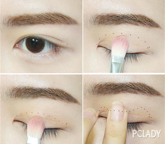粉嫩妆到底应该怎么化?做好清透底妆打底 美容护肤 图9