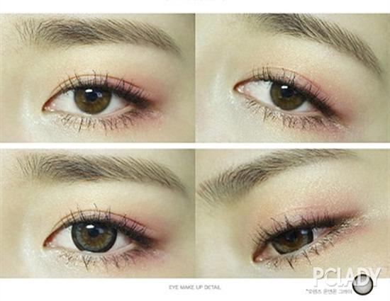 粉嫩妆到底应该怎么化?做好清透底妆打底 美容护肤 图10