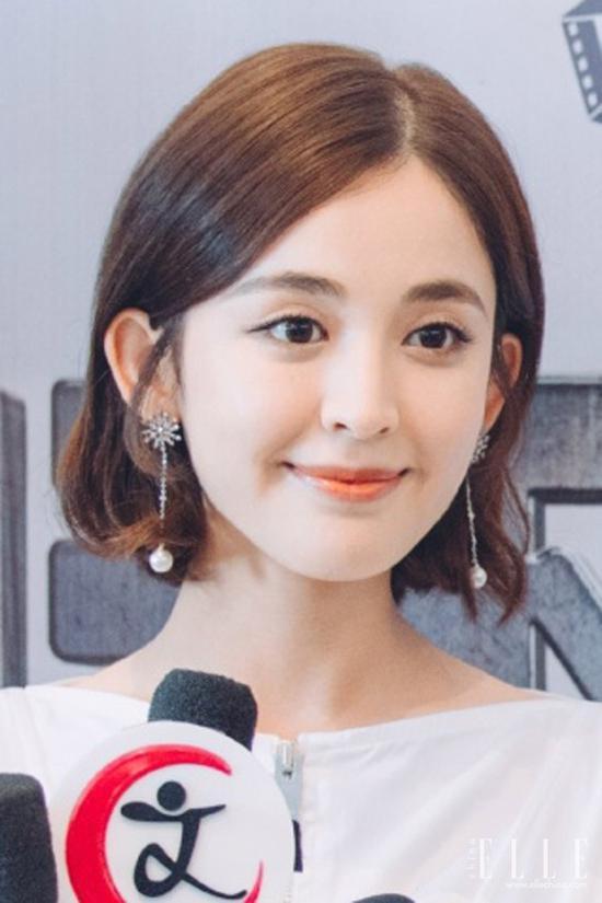 刘诗诗短发变少女 汤唯短发老十岁 剪了短发后会上瘾 风格偶像 图18