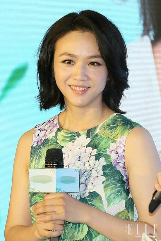 刘诗诗短发变少女 汤唯短发老十岁 剪了短发后会上瘾 风格偶像 图9