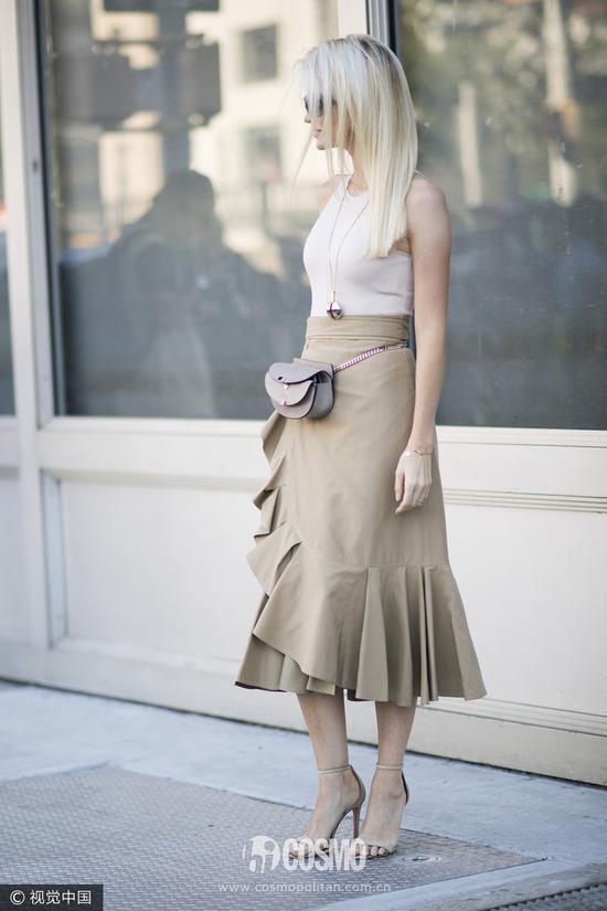 衣服没选择好款式没搭配好单品真的超级显胖 美容护肤 图35