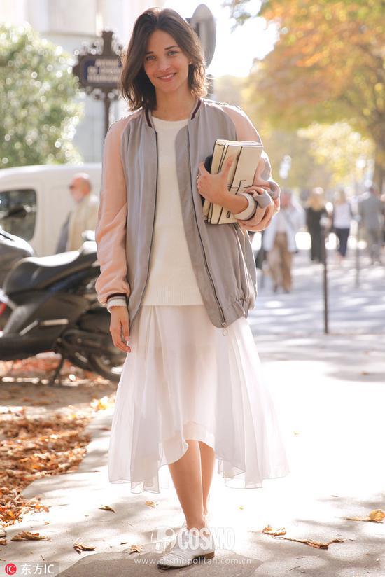 衣服没选择好款式没搭配好单品真的超级显胖 美容护肤 图26