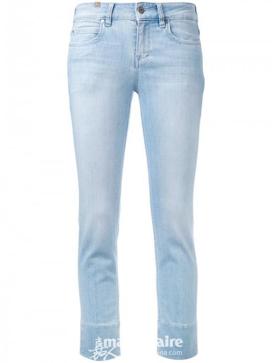 NOTIFY Capri牛仔裤 ¥1,699