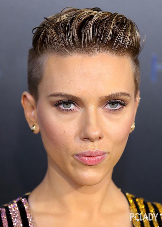 暮光女剪头发发?先看自己合不合适|刘海|短发|超短型图片泡泡图片