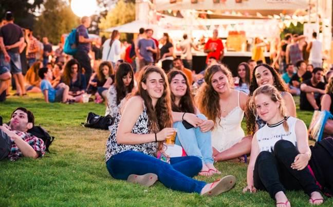 红酒节(图片来源:iTravel Jerusalem)