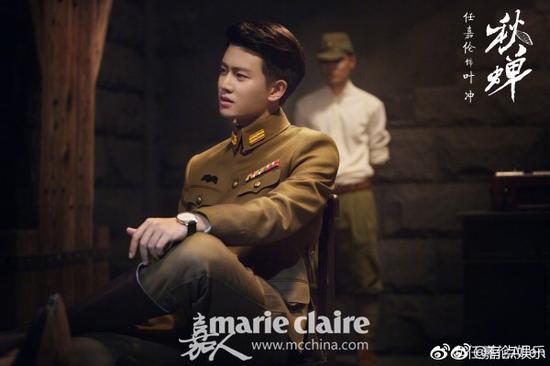 黄景瑜李晨变身兵哥哥 穿军装的男神请给我来一打