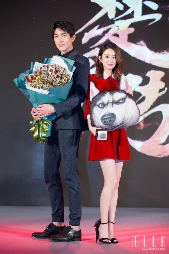热巴赵丽颖刘诗诗撞型了?三小花其实套路不同