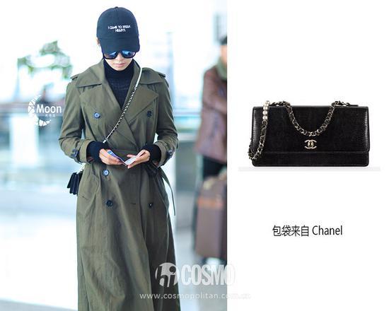 包袋來自Chanel