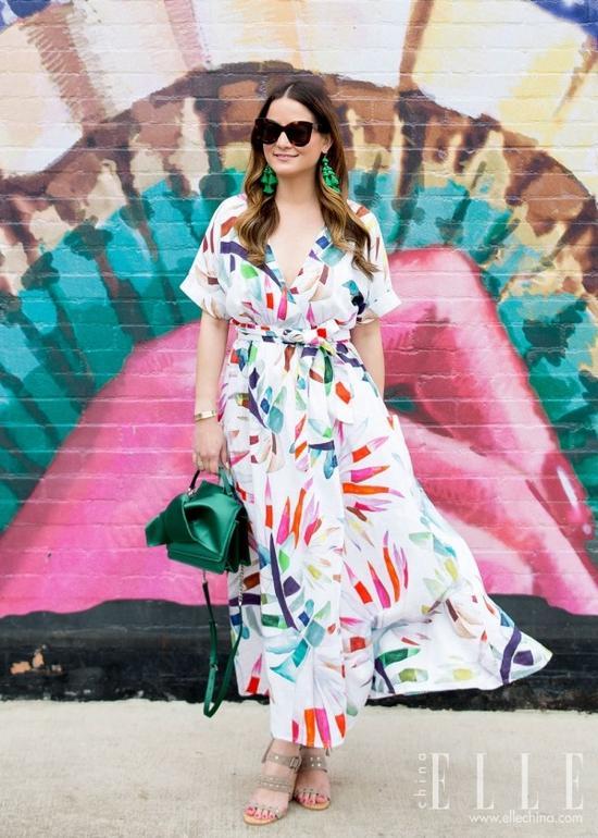 不够瘦的女生真的能靠穿裙子遮肉?她做到了【图】 16