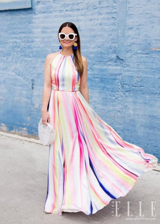 不够瘦的女生真的能靠穿裙子遮肉?她做到了【图】 31
