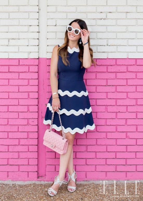 不够瘦的女生真的能靠穿裙子遮肉?她做到了【图】 37