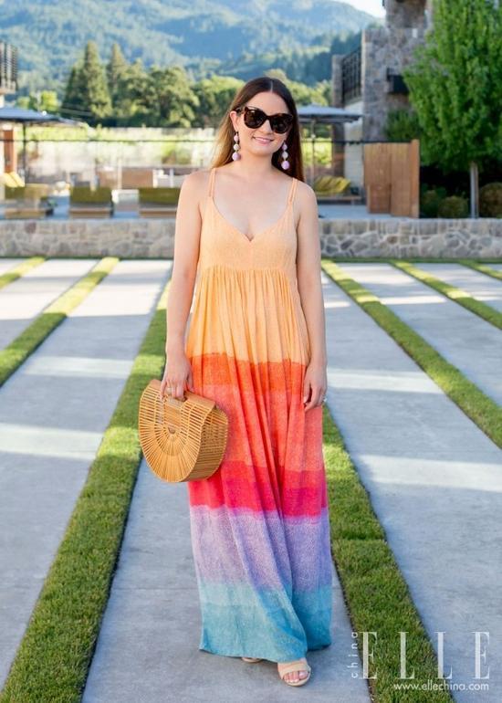 不够瘦的女生真的能靠穿裙子遮肉?她做到了【图】 10