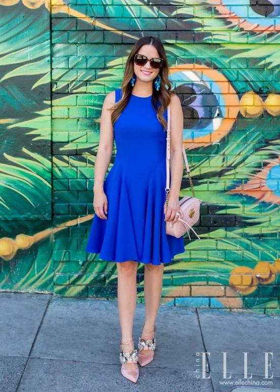 不够瘦的女生真的能靠穿裙子遮肉?她做到了【图】 23