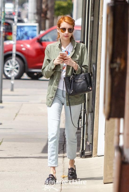 艾玛·罗伯茨(Emma Roberts)