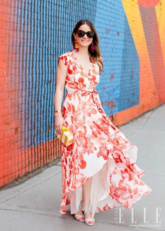 不够瘦的女生真的能靠穿裙子遮肉?她做到了【图】 8