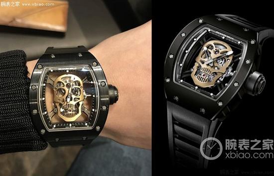 里查德米尔RM 52-01腕表