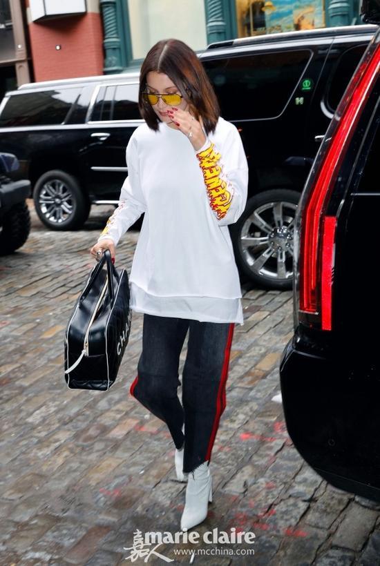 """想要时尚拉风点 就像宋茜、丽颖一样身上带点""""火"""""""