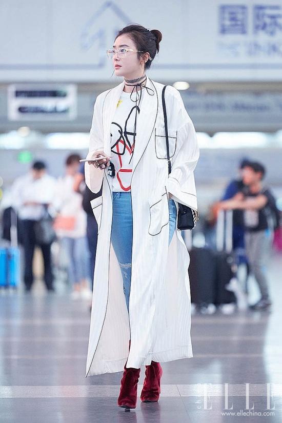 入秋要买的单品 就是唐嫣诗诗李宇春穿的这件