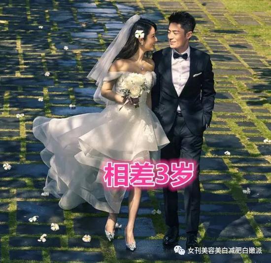 43岁的贾静雯嫁了34岁的修杰楷
