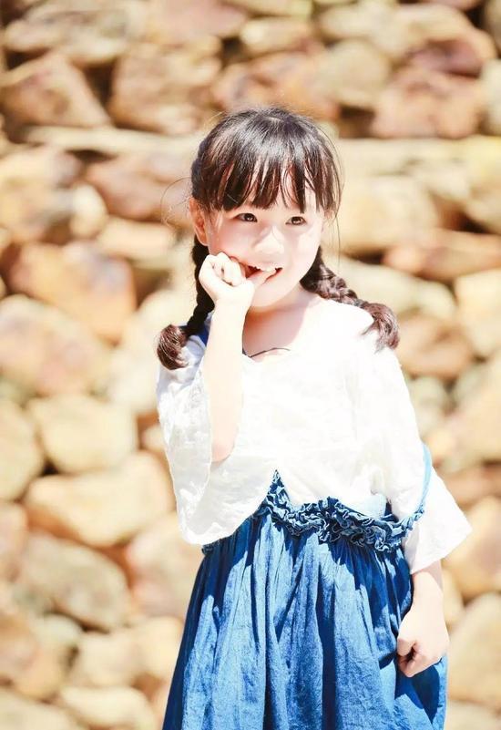 -甜美小山竹-