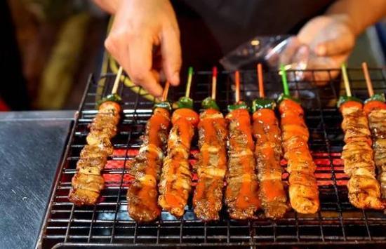 29. 泰式烤鱼