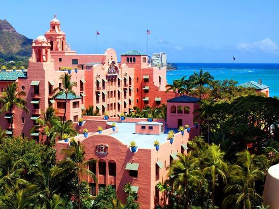 The Don Cesar,美国