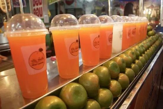 曼谷甜品店