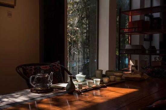 瀚云轩茶室