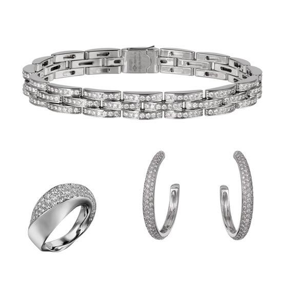 卡地亚珠宝,图片来源卡地亚。
