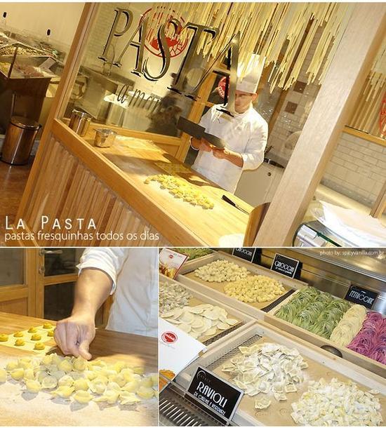 Eataly超市 图片来源自spicyvanilla.com.br